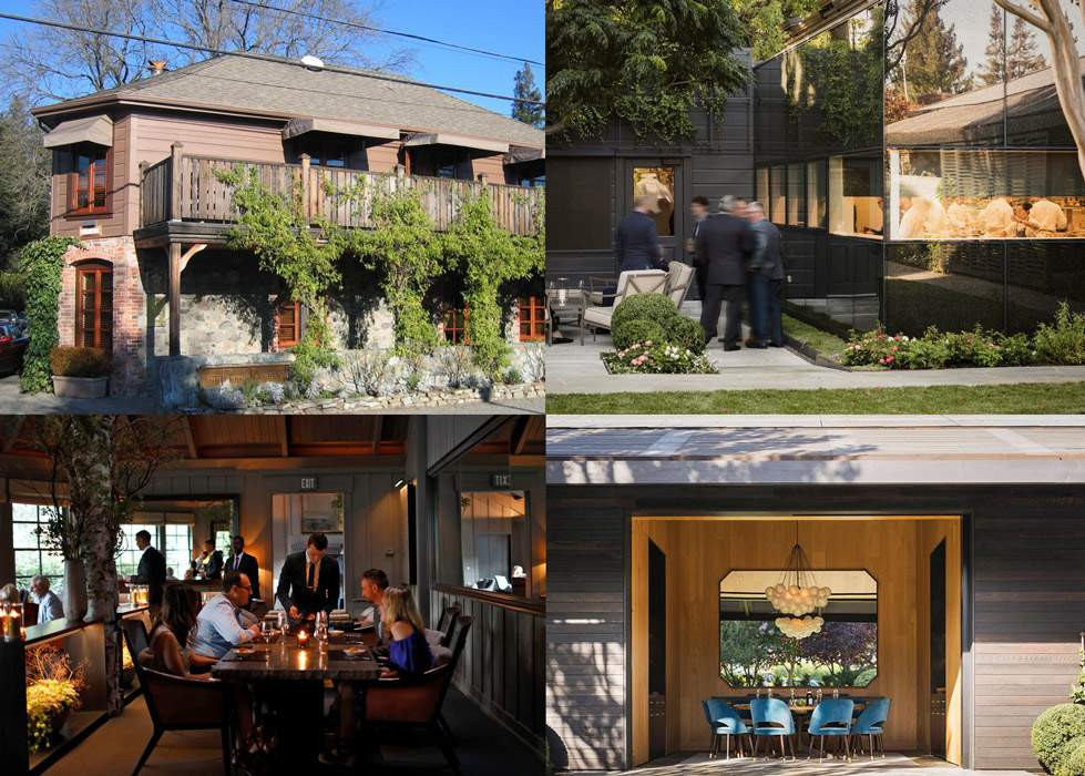 French Laundry Restaurant Trend In Line
